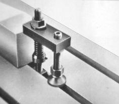 CLAMP HEEL STUD with Swivel | SUPER TOOL CO , LTD